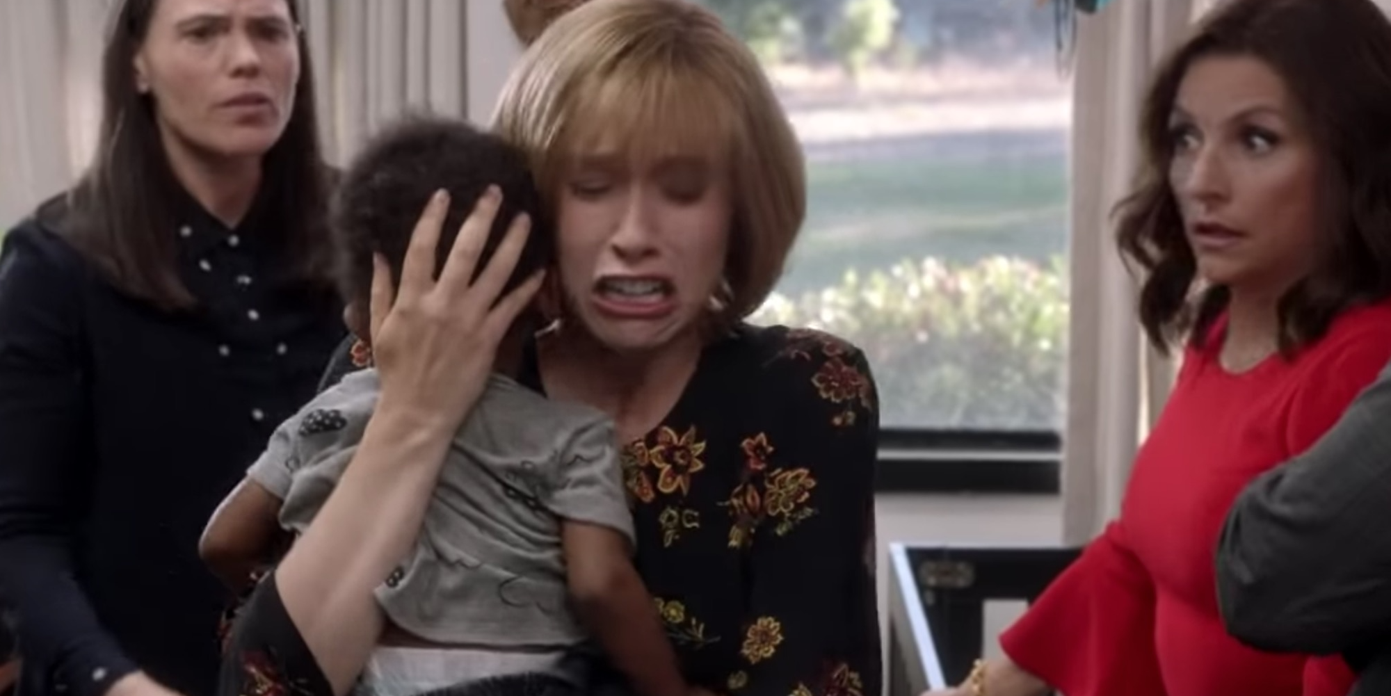 Pop Culture Fix: Veep's Lesbian Daughter Gets Sad Mainstream Lifestyle Haircut and Other Stories