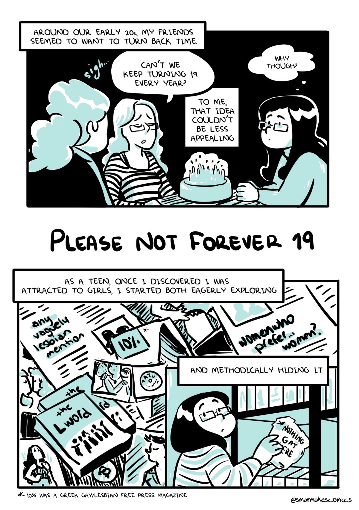 Think, that lesbian free comics pics the
