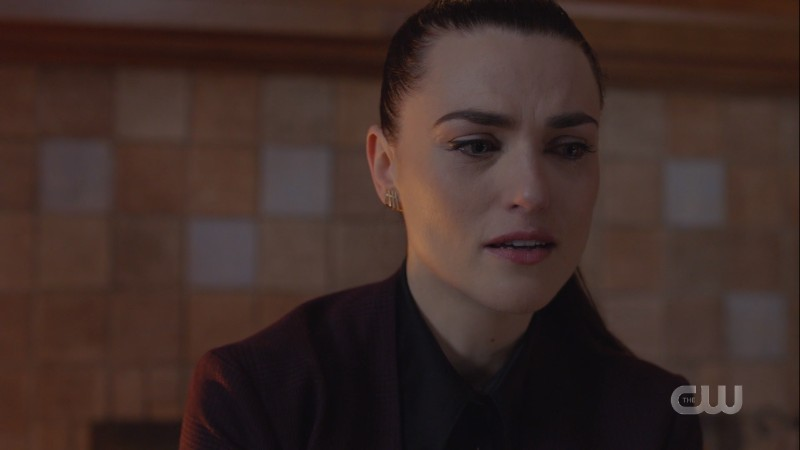 Lena looks overwhelmed, frankly