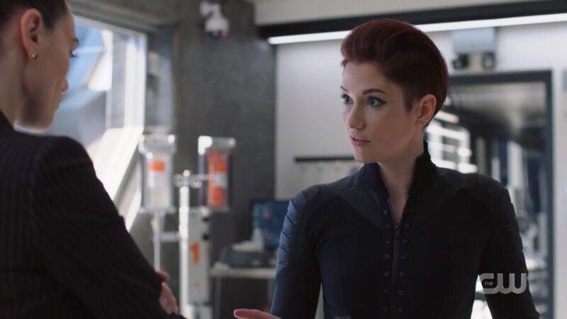 Alex talks to Lena