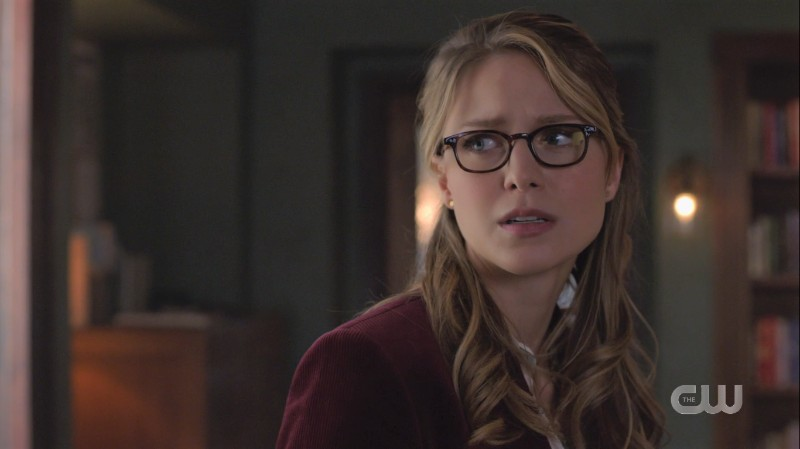 Kara looks worried