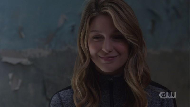 Kasnian Kara smiles at the thought of Lena