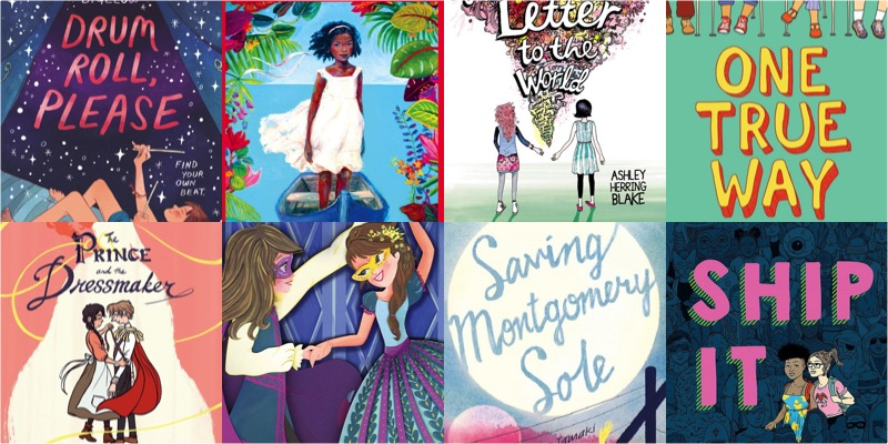 8 Awesome Queer Books for the Youth and Tweens in Your Life