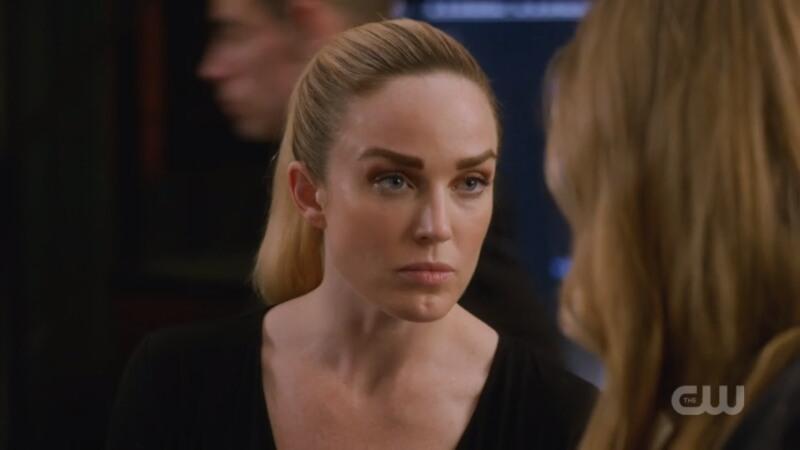 Sara looks determined af