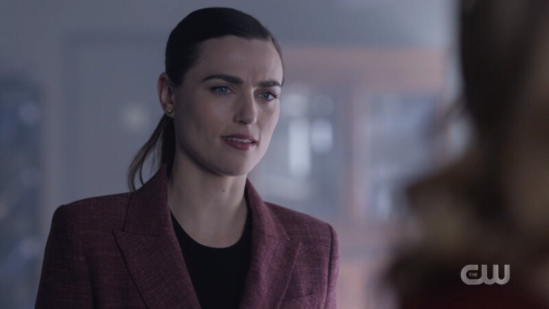 Lena looks genuinely grateful for the apology