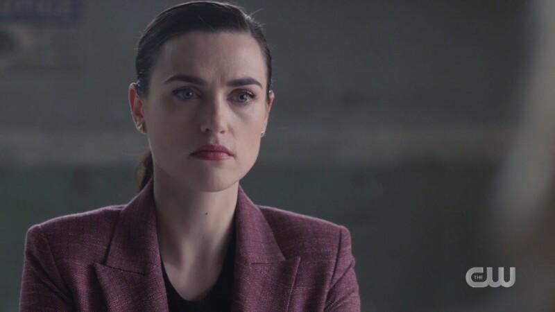 Lena looks so sad
