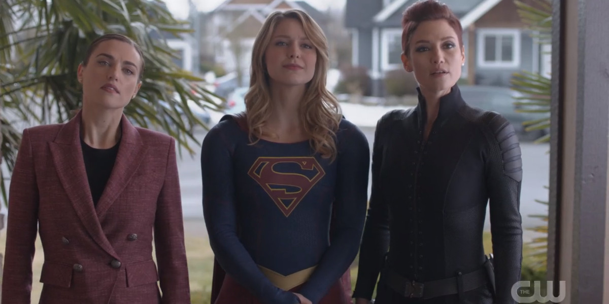 """Supergirl"" Episode 417 Recap: Together at Last 