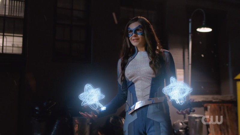Dreamer has her lightballs and is ready to fight