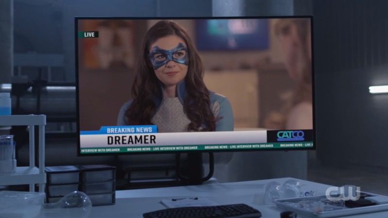 Dreamer is on the news