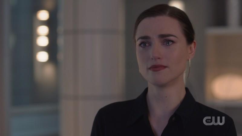 Lena cries inspired tears