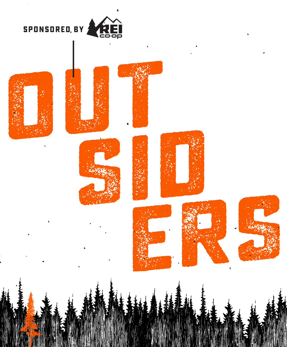 OUTSIDERS - Sponsored by REI
