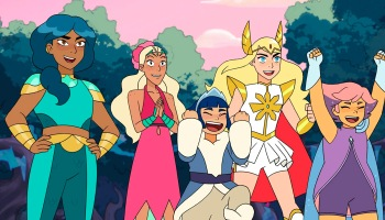 Netflix S She Ra And The Princesses Of Power Is The Gay Agenda