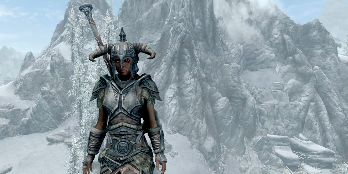 How My Badass Butch Skyrim Character Saved My Life | Autostraddle