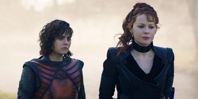 the widow and tilda