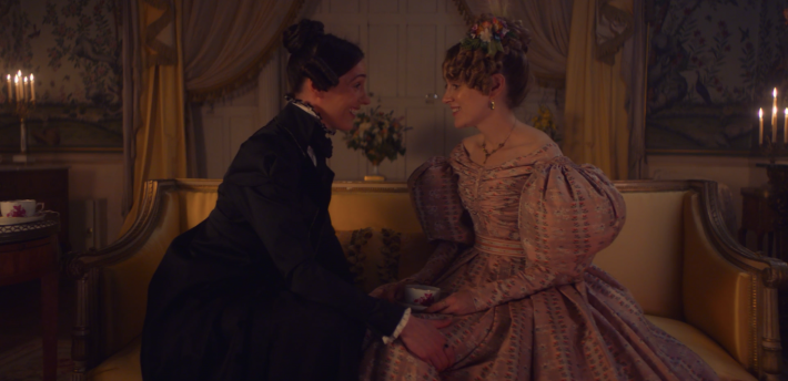 Anne Lister proposing to Ann Walker