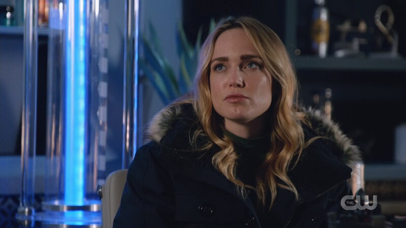 Sara looks thoughtful