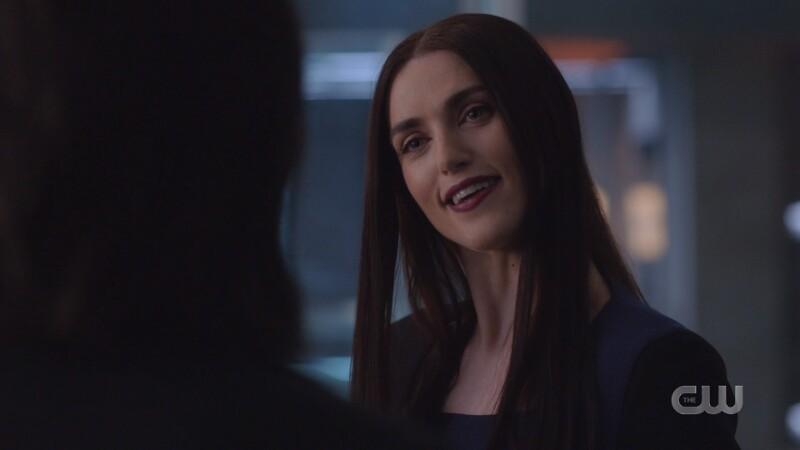 Lena looks amused