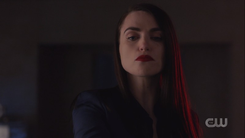 Lena looks down at her brother