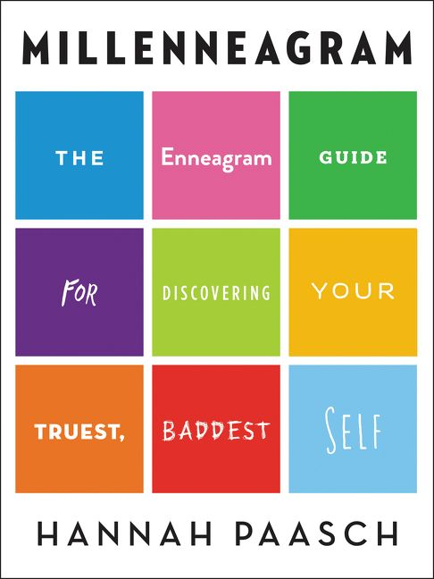 graphic relating to Printable Enneagram Test named Study Hannah Paaschs Millenneagram, Determine Out Who the F