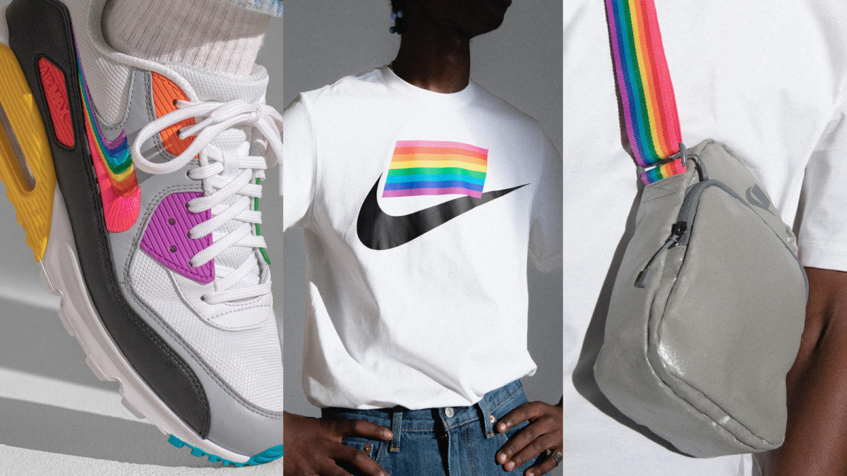 Moving Pride Forward, In Five Words or Less Nike News