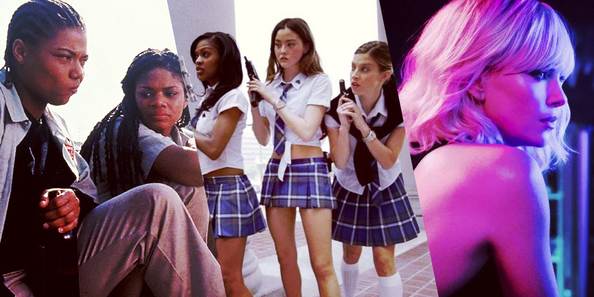 12 Thrillers and Action Films With Lesbian and Bisexual ...