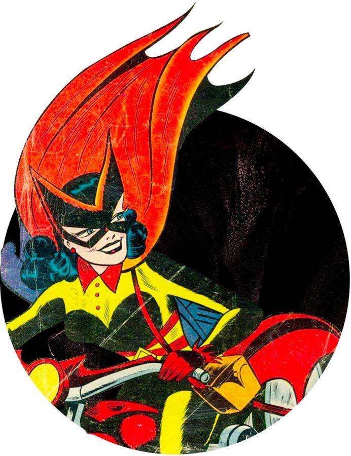 Image via DC Comics, <em>Detective Comics<em> #233