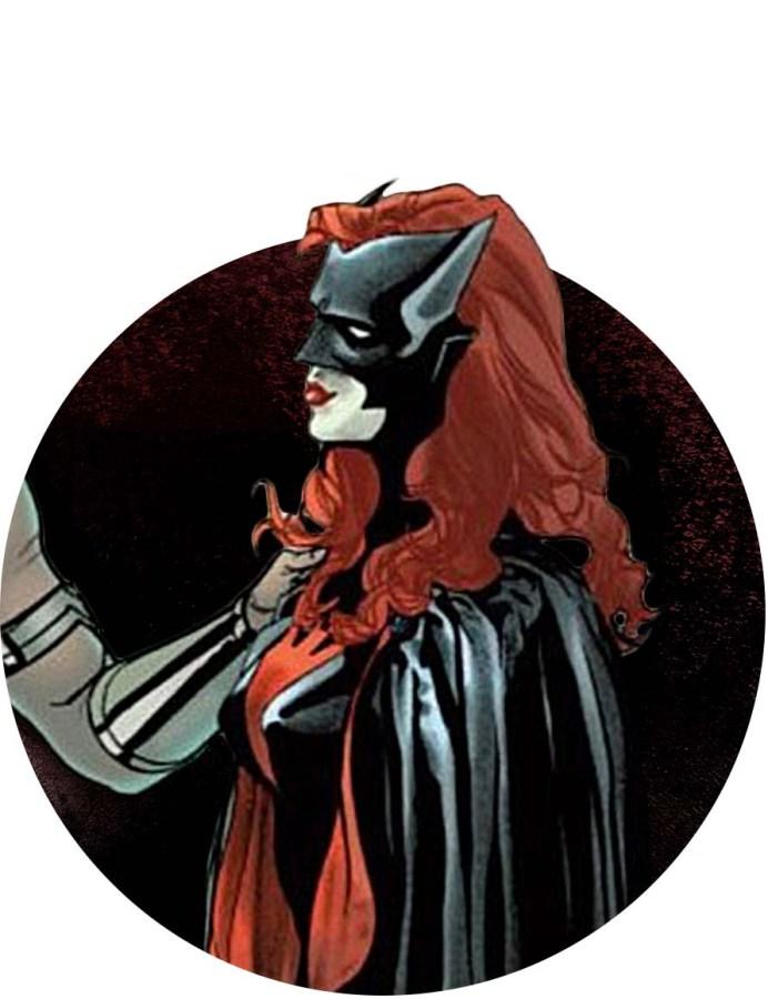 Image via DC Comics, <em>Batwoman</em> #13