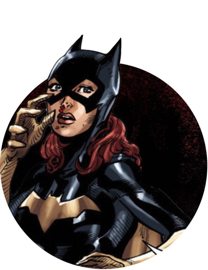Image via DC Comics, <em>Batgirl</em> #12