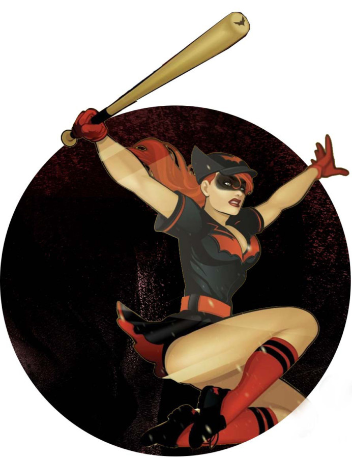 Image via DC Comics, <em>Bombshells</em> #1