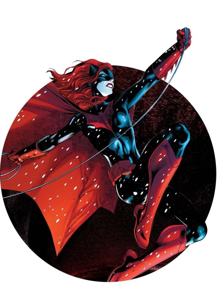 Image via DC Comics, <em>Detective Comics</em> #934
