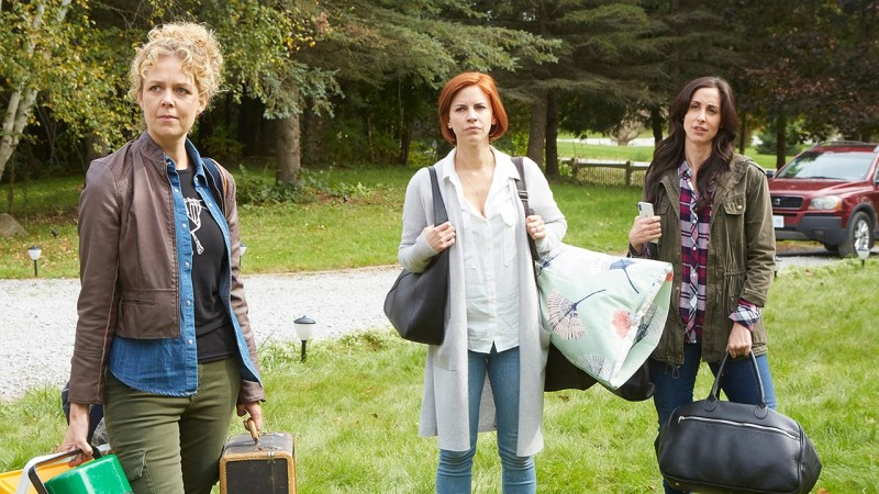 Frankie, Anne and Kate