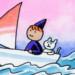 Baopu #64: Sandcastles And Ships