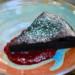 Femme Brûlée: Flourless Chocolate Cake