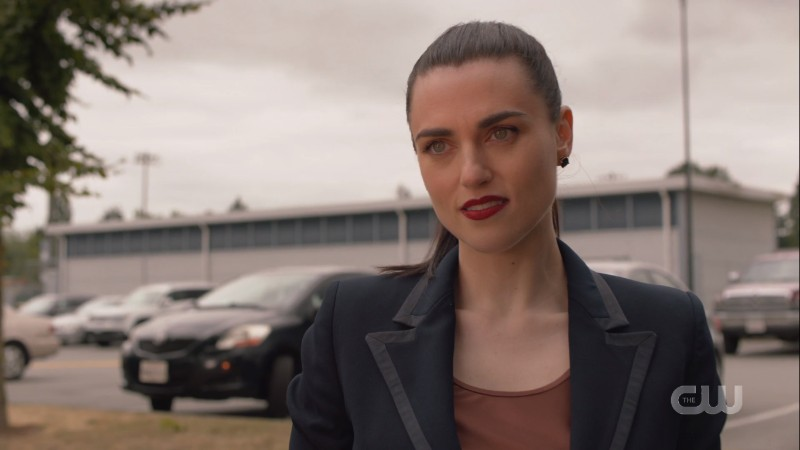 Lena smiles wickedly