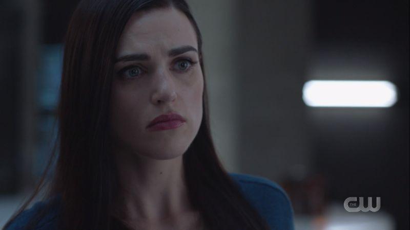 lena looks determined but sad