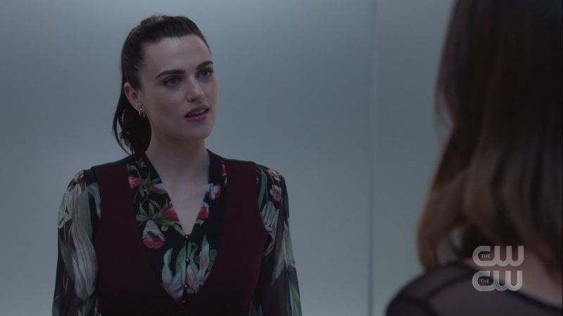 lena looks shocked at andrea's barging