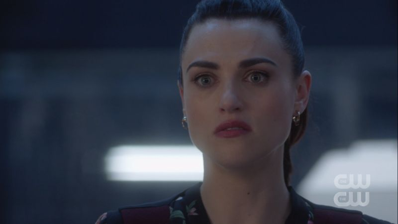 lena's eyes are red with rage tears