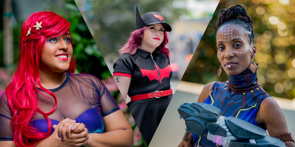 """25 Kickass Queer Cosplays to Get You Hyped for """"Batwoman"""""""