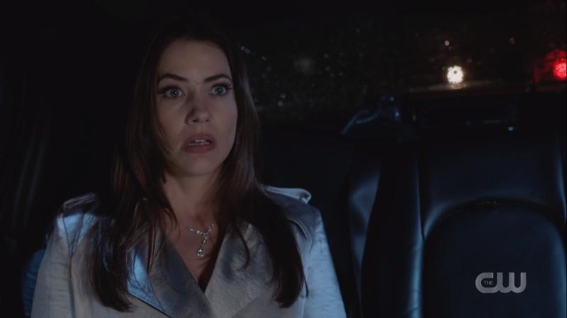 Andrea Rojas looks terrified