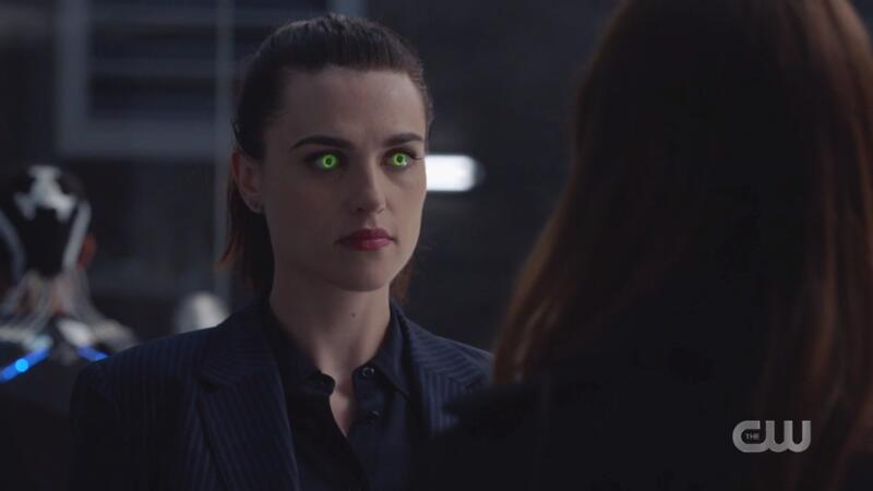 Lena with her inception green eyes
