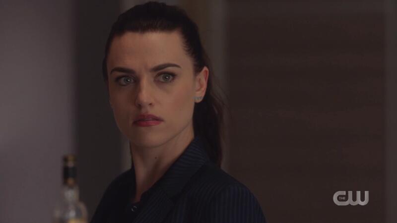 Lena shoots Andrea a look
