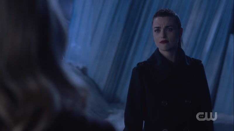 Lena's eyes fill with rage tears