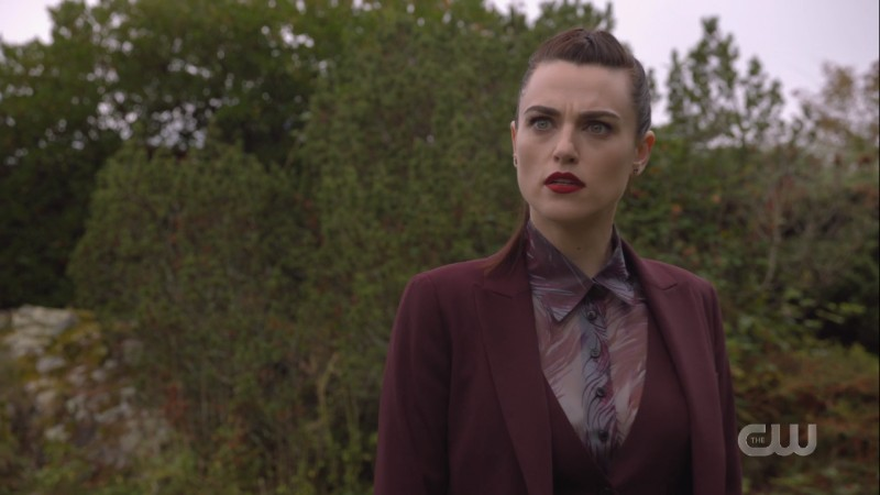 Lena looks offended