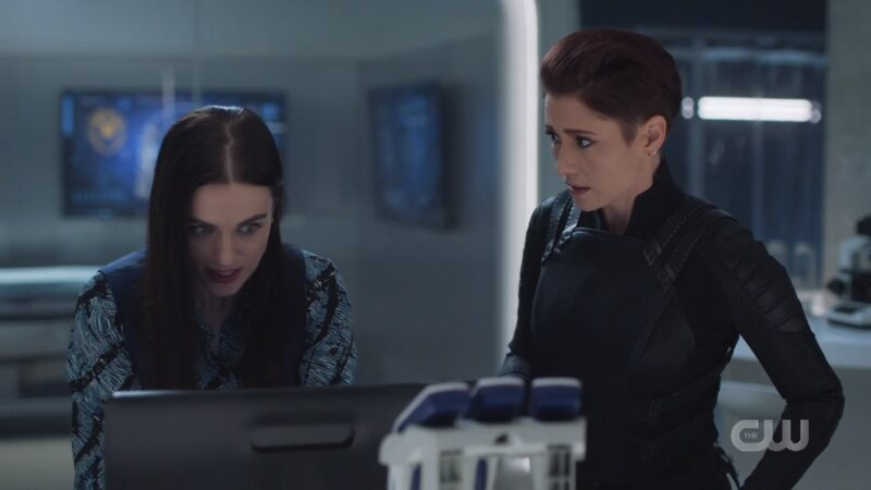 Lena and Alex science together