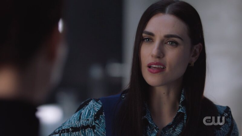Lena snaps at Alex