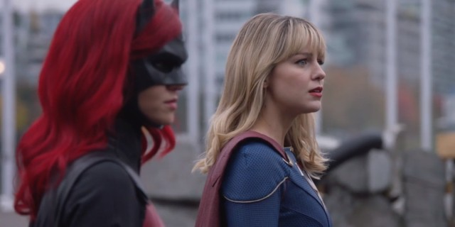 batwoman supergirl