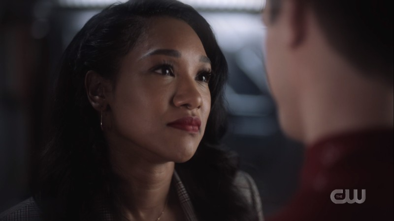 Iris and Barry
