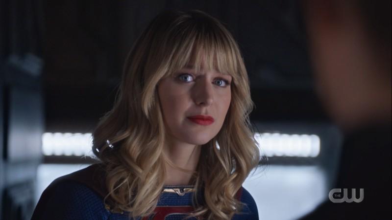 Kara feels brave