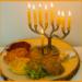 Gey in Kikh: Rainbow Latkes and Narrow Bridge Candles for Hanukkah