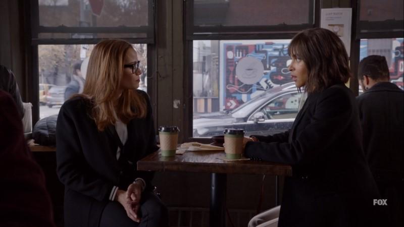 amanda and edie at coffee